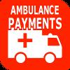 Ambulance payment button