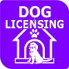 Dog licensing payment button