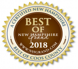 Best of New Hampshire Grand Seal 2018