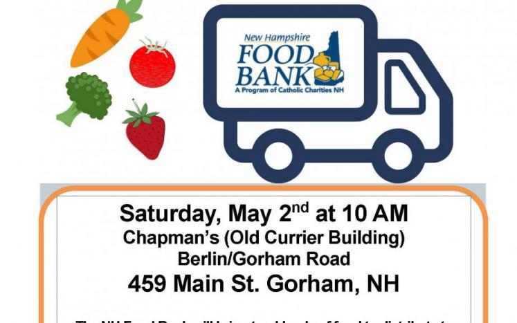 NH Foodbank Mobile Pantry